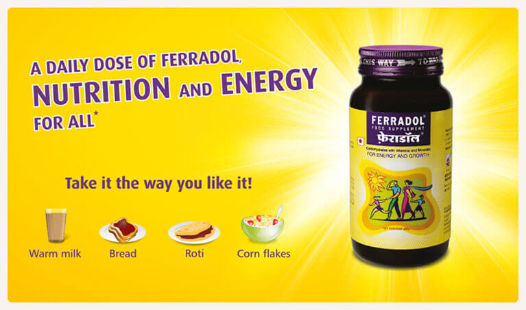 Ferradol - Multivitamin and Multimineral Syrup